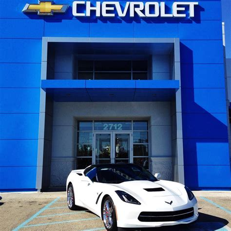 Andy Mohr Chevrolet, Plainfield Indiana (in