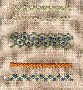 Point De Broderie : challenge take a stitch tuesday ~ Zukunftsfamilie.com Idées de Décoration