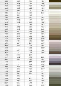 Coats Clark Color Cross Reference Chart Old To New