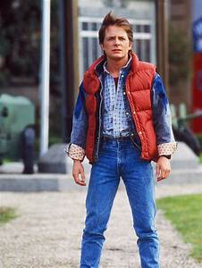 Cosmic Query: What Color Is Marty McFly's Vest?   Texas ...