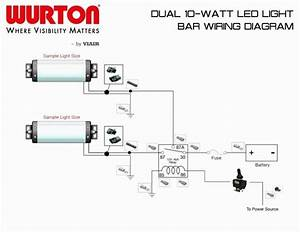 Wiring Diagram For Motorcycle Led Lights