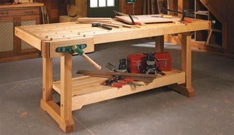 Solid Hard Maple Workbench  By W00dy @ Lumberjockscom