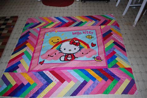 hello kitty quilt hello kitty quilt