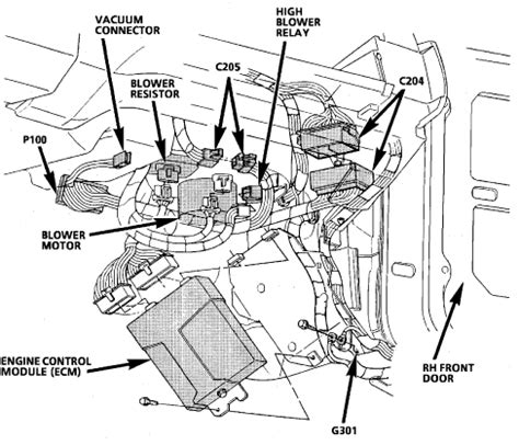 1992 Buick Regal Blower Motor Fuse Panel Diagram by I A 1993 Buick Roadmaster With Electronic Climate