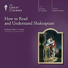 How To Read And Understand Shakespeare Lecture  The Great Courses Audiblecom