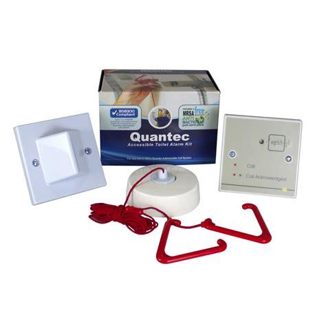 qt951 quantec accessible disabled persons toilet alarm kit