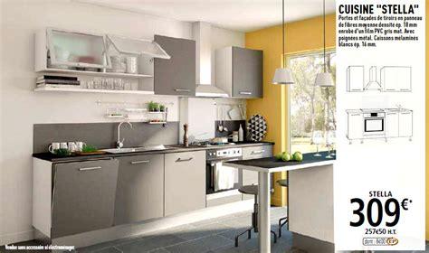 Cuisine-brico-depot-stella - Le Blog des cuisines