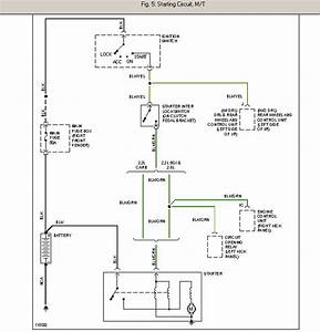 Need Wiring Diagram For 1990 Mazda B2600 Ignition System