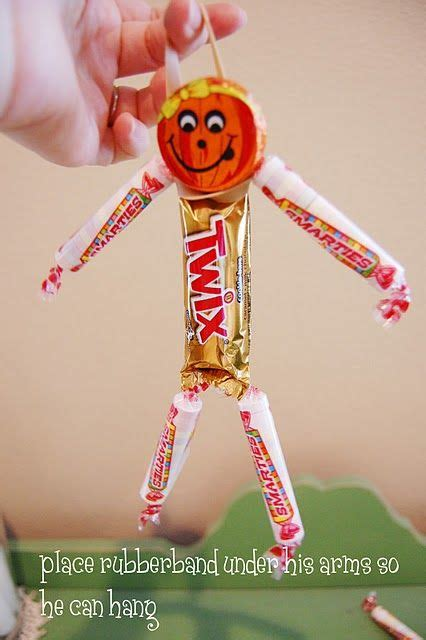 1000+ Ideas About Halloween Candy Crafts On Pinterest