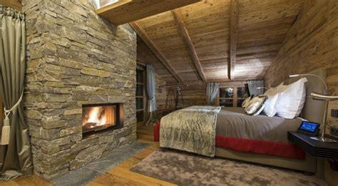 deco chambre style chalet déco chalet montagne 99 idées pour la chambre à coucher