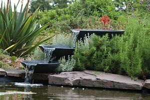 Teich Mit Wasserfall : teich wasserfall perfekt f r ihren wasserteich ~ Markanthonyermac.com Haus und Dekorationen