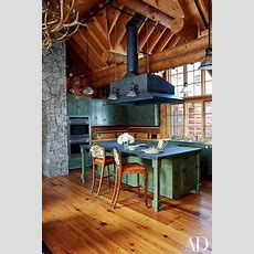Best 25+ Rustic Cabin Kitchens Ideas On Pinterest Rustic