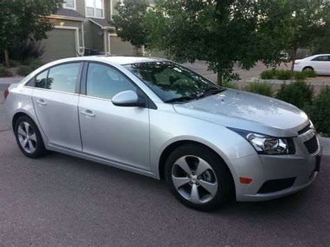 find   chevy cruze lt silver fully loaded