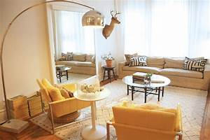 impressive arc floor lamp in living room transitional with With floor lamp next to sofa