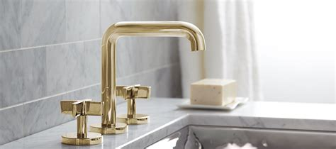 Unlacquered Brass Kitchen Faucet by Unlacquered Brass Kitchen Faucet Goenoeng