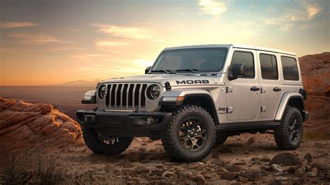 2018 Jeep Wrangler Unlimited Moab Edition Wallpapers