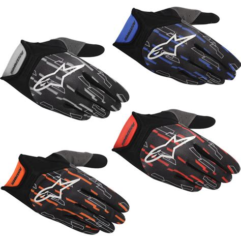 alpinestars motocross gloves alpinestars 2012 racer motocross gloves alpinestars