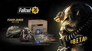 Fallout 76 200 Collector39s Edition Mit Power Armor Helm