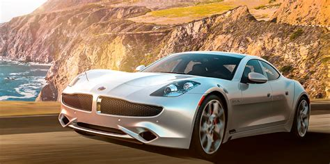 A Fire Hazard In Fisker Karma Electric Super Cars?