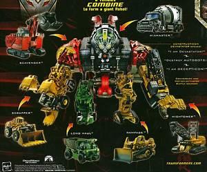 Devastator Transformers Movie
