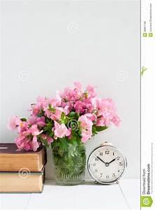 Retro home decor stock photo. Image of cozy, house, books ...