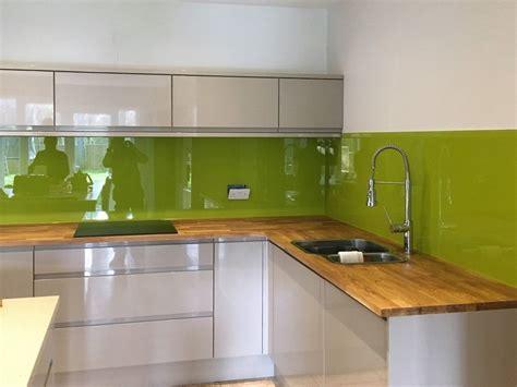 coloured glass kitchen splashback coloured glass