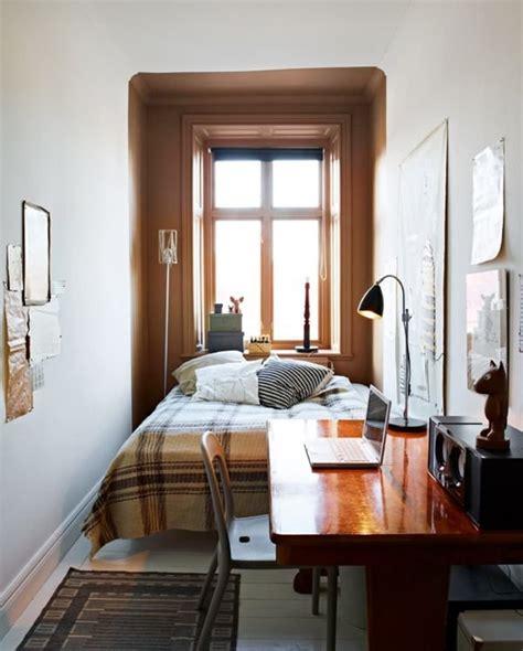 Decorating Ideas For Narrow Bedroom by Narrow Bedroom Decorating Ideas Apartment Therapy