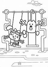 Wow Wubbzy Coloring Pages Cartoon Colouring Para Printable Books Coloriage Colorear Desenhos Dibujos Paint Info sketch template