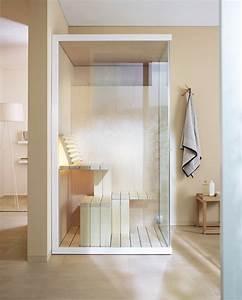 Kleine Sauna Fürs Badezimmer : sauna im bad bad design ~ Lizthompson.info Haus und Dekorationen