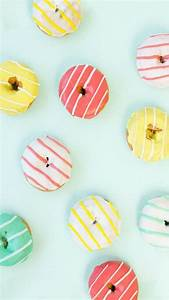 Cute donut wallpaper | Wallpaper for phone | Pinterest ...
