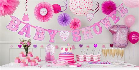 It's A Girl Baby Shower Decorations