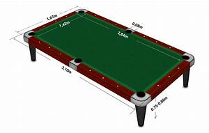 Pool Table Diagram  U2013 The Billiards Guy