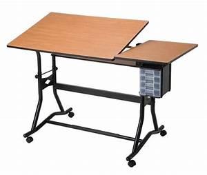 Alvin & Co Inc Craftmaster IIi Drafting Art Table Split Top