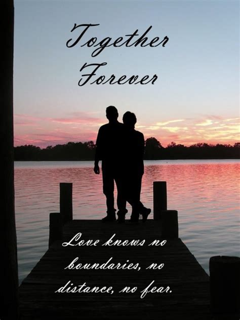 Love Quotes About Staying Together Forever
