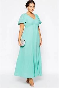 Tenue Femme Pour Un Mariage : tenue pour un mariage femme ronde ~ Farleysfitness.com Idées de Décoration