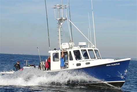 Fishing Boat Engine Sound by Sea Turtle Charters