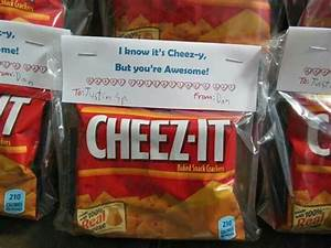 Christmas Gift For Coworkers Cheez It Made With Daniel 39 S Favorite Snack