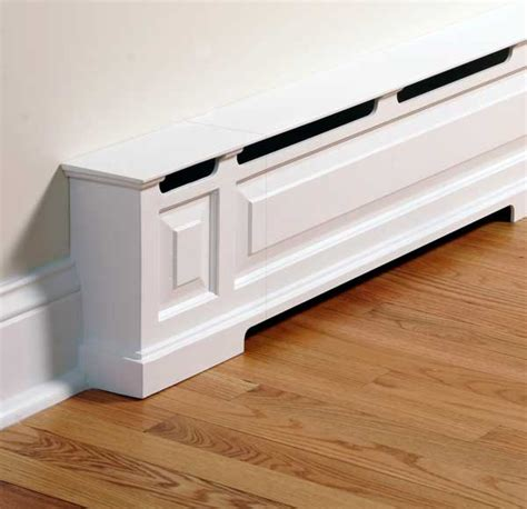 replacing baseboard heaters with forced air baseboard the ground hvac diy chatroom home