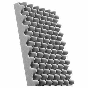 Plaque Mousse Polyuréthane : plaque en mousse polyur thane grise polyvalente calage ~ Melissatoandfro.com Idées de Décoration