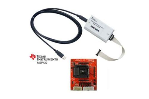 msp430 jtag interface usb driver download