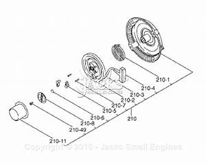 Robin  Subaru Rgx7500 Parts Diagram For Recoil Starter