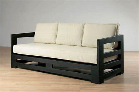 canape meuble canape en bois pas cher mzaol com