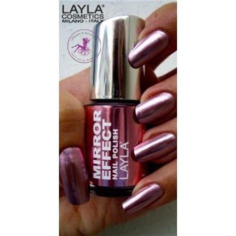 vernis 224 ongles n 176 3 pink chrome effet miroir