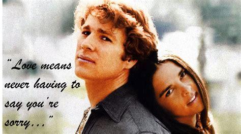 Love Story Movie Quotes Quotesgram