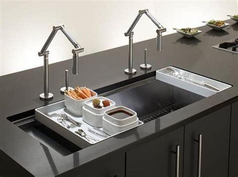 modern kitchen sinks images modern kitchen sink materials and design ideas