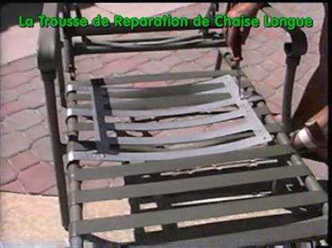 réparer chaise de bureau la trousse de reparation pour chaise longue