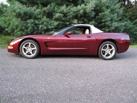 how it works cars 2003 chevrolet corvette spare parts catalogs purchase new 2003 corvette 50th anniversary convertible 645 miles rare 6 speed manual mint in