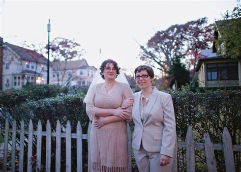 Jarah & Elizabeth's Jewish Lesbian Wedding In New Jersey (88)