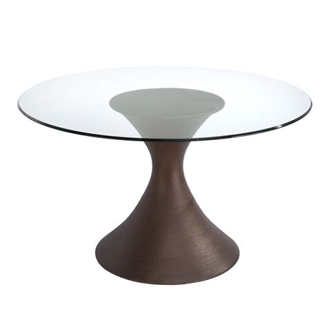 round glass table l round dining glass table best dining table ideas