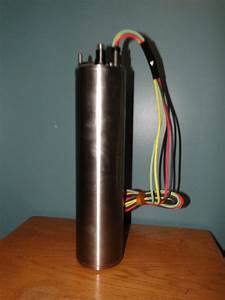 New Goulds 3 Hp 3 Wire 4 U0026quot  Centripro Submersible Pump Motor